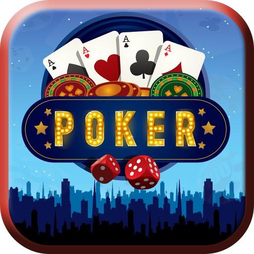Ace Joker Poker City iOS App