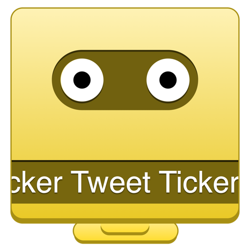 Tweetline for Twitter. A horizontal Tweet ticker for your feed