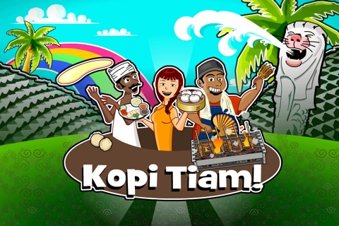 Kopi Tiam Mini screenshot 1