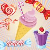 juegos de memoria con los dulces y pasteles para bebs y los nios juego de