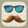 Mustache Me - Funny Face Decorating Game