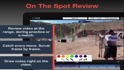 Shot Coach - Video Analysis Tool Screenshot