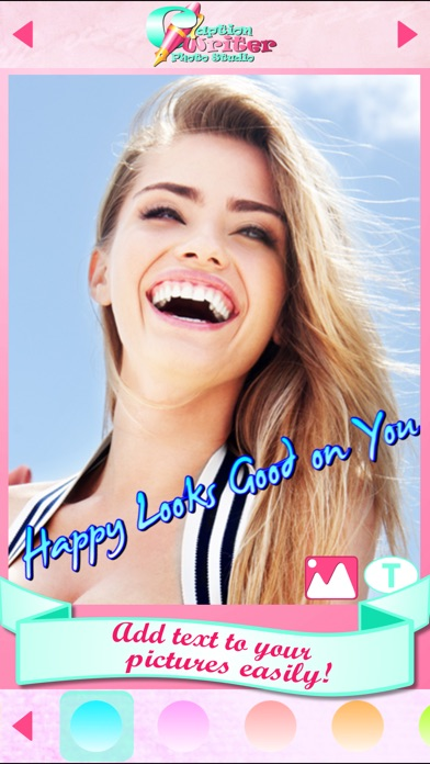 download Caption Writer Photo Studio Add Text and Cute Quotes on Pictures apps 0