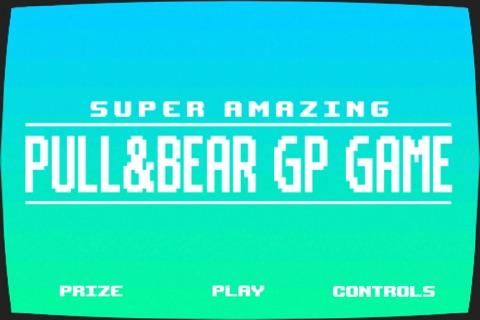 PULL&BEAR GP GAME screenshot 1