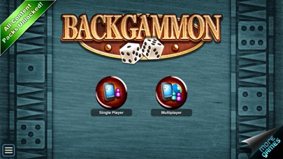 Screenshot #7 for Backgammon HD - Play the Online Board Game!
