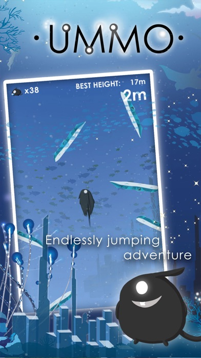 download ·UMMO·:Mystery Water Filled Planet Jumping Adventure apps 1
