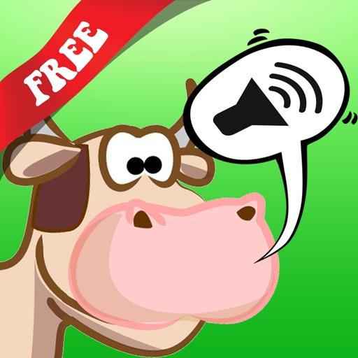 免费 声音游戏农场动物 - 孩子和年幼的孩子孩子儿童游戏幼儿幼儿园学