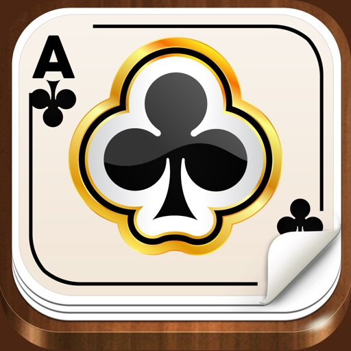 Capricieuse Solitaire Free Card Game Classic Solitare Solo iOS App