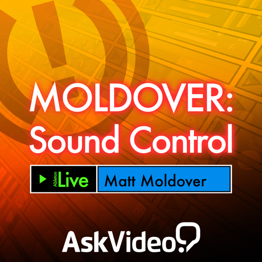 Moldover - Sound Control in Live 9