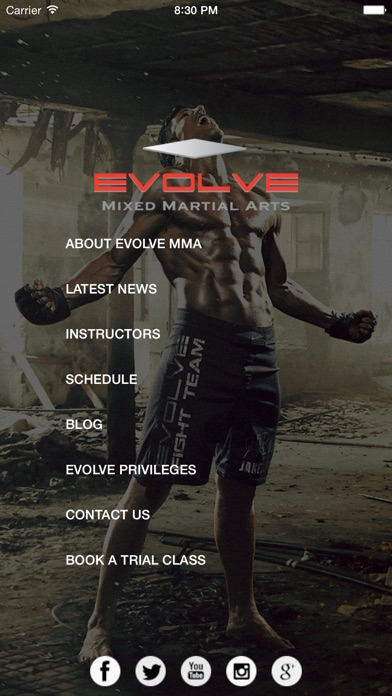 download Evolve MMA apps 0
