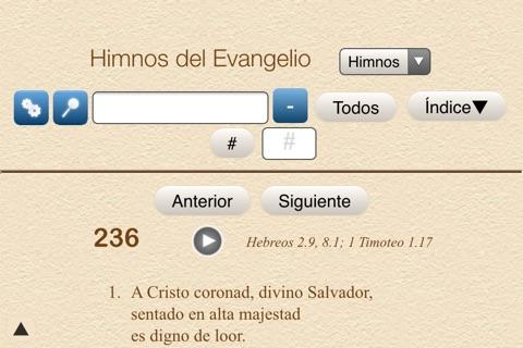 Himnos del Evangelio, Venezuela screenshot 2