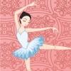 芭蕾舞女演員!遊戲有關芭蕾舞的女孩: 學習