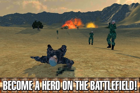 Army Commando Shooter 3D screenshot 1