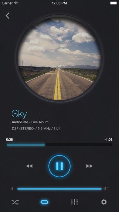 iAudioGate screenshot1