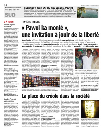 France-Antilles Martinique screenshot 4