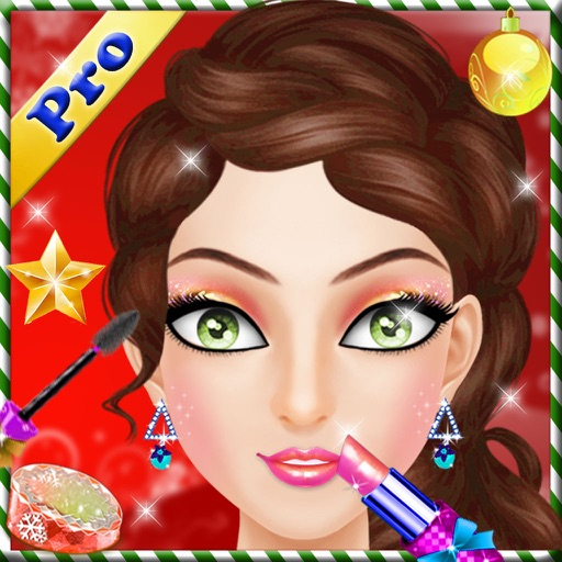 Christmas Frozen Queen Pro iOS App
