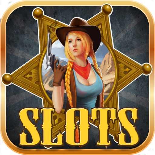 Ash Wild West Slots Rising Way - Win Jackpots Best FREE VIP 777 Slot Machine with Old Western  Bonanza iOS App