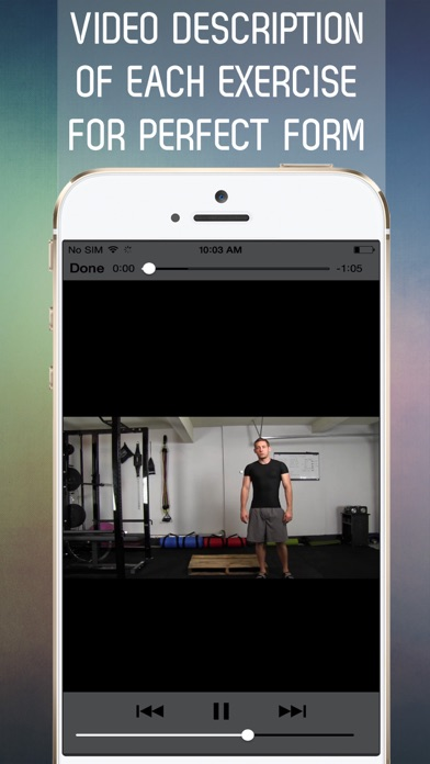download 7 Minute Beginner Cardio Workout for At Home Low Impact Fat Loss apps 4