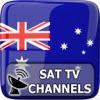 Australia TV Channels Sat Info