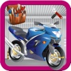 Sport Fahrradwerkstatt - fix & Bereinigung Motorrad in diesem Mechaniker Spiel für Kinder