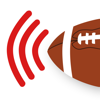 Pro Football Radio & Live Scores Icon