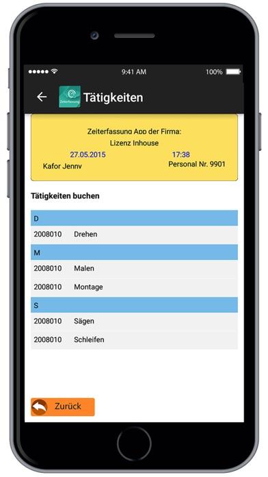 download Krutec Zeiterfassung apps 4