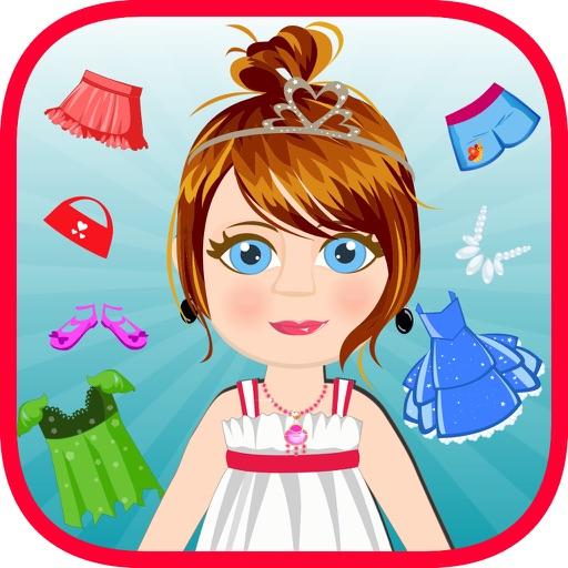 Princess Baby Dress Up iOS App