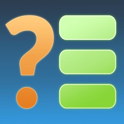 Sortieren Quiz - Quizspiel zum Wissenstraining für Allgemeinwissen und Allgemeinbildung iOS App