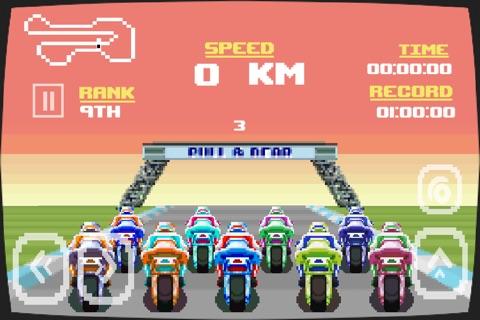 PULL&BEAR GP GAME screenshot 2