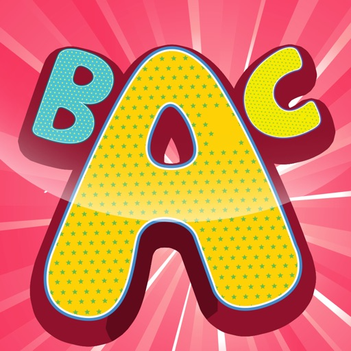 ABC for Children! Learning Game with the Letters of the Alphabet iOS App