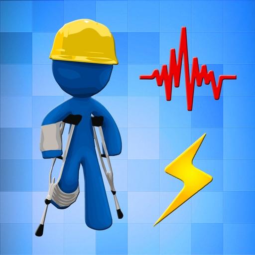 傷亡率計算器 - Injury Rate Calculator