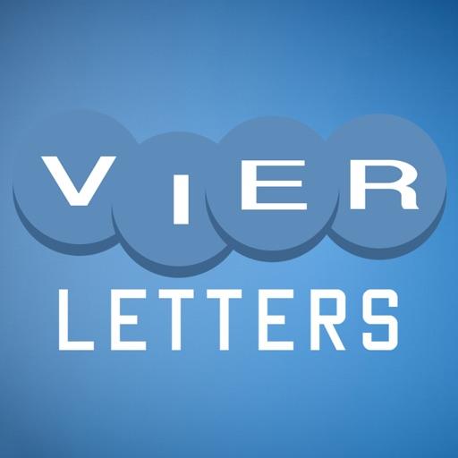Vier Letters - Raad het Woord iOS App