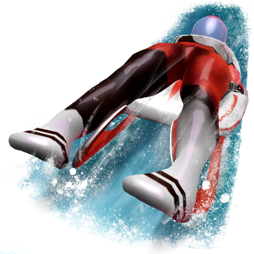 Luge Champion 3D - Winter Sports For Mac