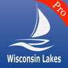 Wisconsin Lakes Nautical charts pro