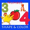 Formas y colores Juego de Educación para Niños