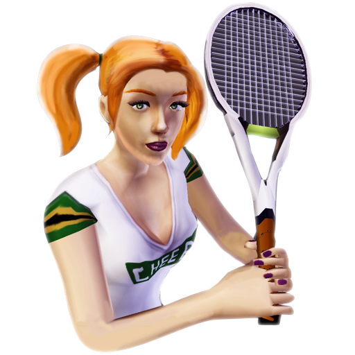 Women Tennis Championship 3D Deluxe For Mac