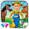 Old Macdonald Had a Farm - All In One Activity Center and Full Interactive Sing Along Book for Children : HD !