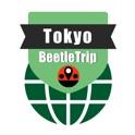 Tokyo travel guide and offline city map, BeetleTrip metro JR train Tóquio mapa off-line guia de viag icon