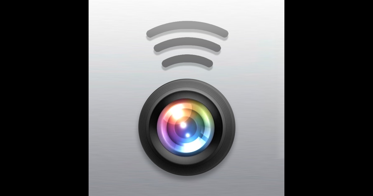 Wifi camera wirelessly connect your iphone ipad cameras - Camera connectee iphone ...