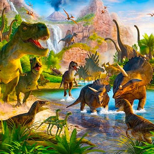 Dinosaur Adventure Hunter: Jurassic Age Shooter Hunting iOS App