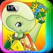 The Tortoise and the Hare - bedtime fairy tale Interactive Book iBigToy