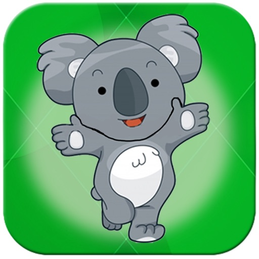Koala Jump FREE Icon