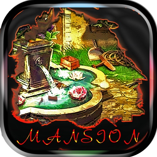 Hidden Objects Game Mansion iOS App