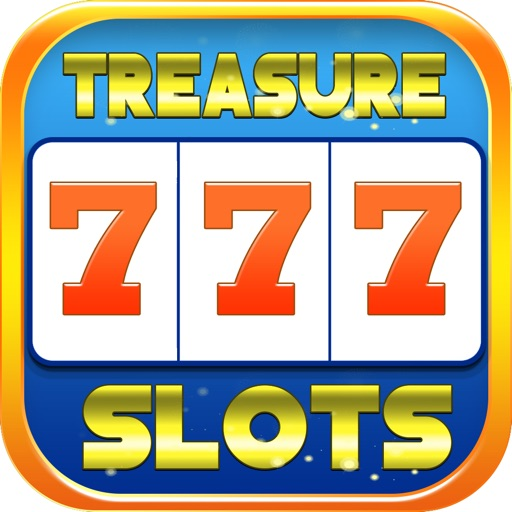 Treasure Wheel Slots - Multi Line Slots Win a Fortune of Coins iOS App