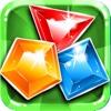 Jelly Jewel's - diamond match-3 game and kids digger mania hd free