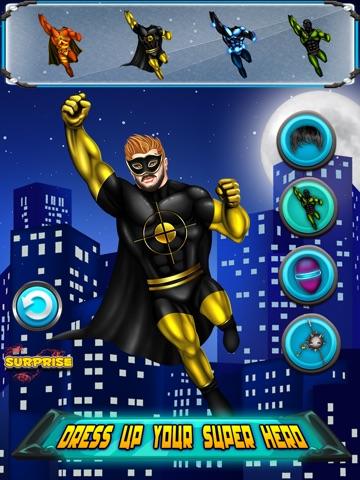 Create Your Own Superhero Maker – Super Hero Creator Games for US Man Free-ipad-3