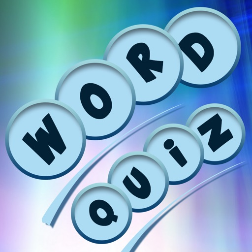 Awesome Word Quiz Puzzle iOS App