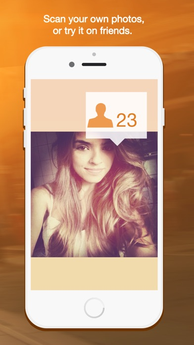 How Old Are You? Free Age Guesser and Predictor Screenshot