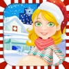 Christmas Mommy's Baby Doctor Salon - Fun Infant care & make up hospital games