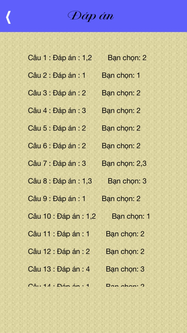 download Thi sát hạch GPLX-15 đề - 450 câu apps 4